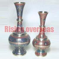 Brass Flower Vases 04