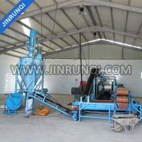 Fully Automatic Waste Tire Recycling For Rubber Powder