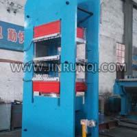 Large Frame Type Curing Press