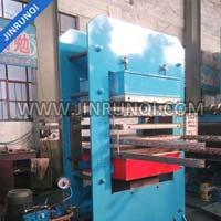 Multi-Layers Rubber Tile Vulcanizing Machine