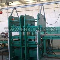 Plate Vulcanizing Press Machine & Rubber Vulcanizer