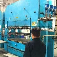 Rubber Mat Machine Plate Vulcanizing Press Machine Rubber Vulcanizer