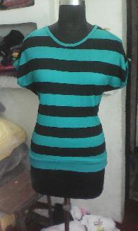 Ladies Round Neck T-shirts 03