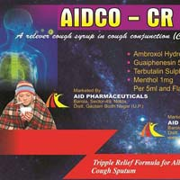 Aidco-CR Cough Syrup