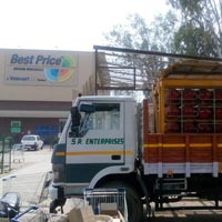 LCV for CNG Transportation