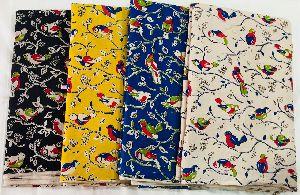 Kalamkari Silk Fabric 04