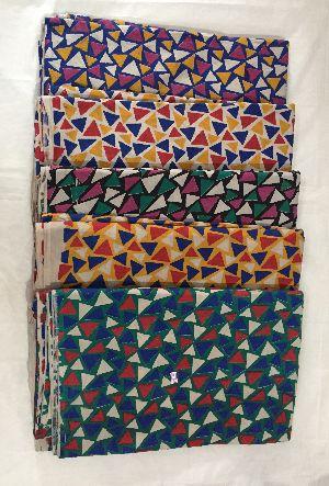 Kalamkari Silk Fabric 05