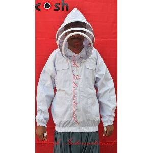BJ-001 Cotton Beekeeping Jacket