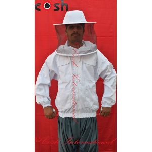 BJ-002 Cotton Beekeeping Jacket