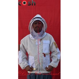 BJ-004 Cotton Beekeeping Jacket