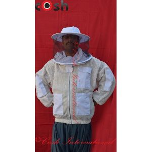 BJ-005 Cotton Beekeeping Jacket
