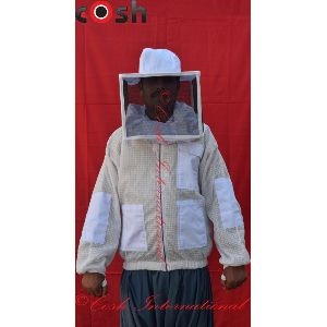 BJ-006 Cotton Beekeeping Jacket
