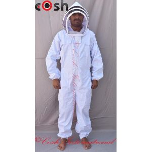BK-01 Mens Cotton Beekeeping Suit