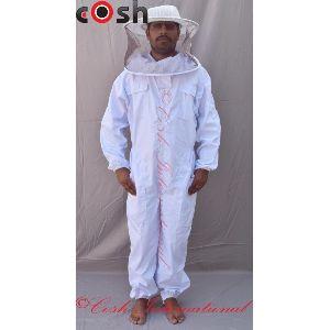 BK-05 Mens Cotton Beekeeping Suit