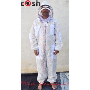 BK-06 Mens Cotton Beekeeping Suit