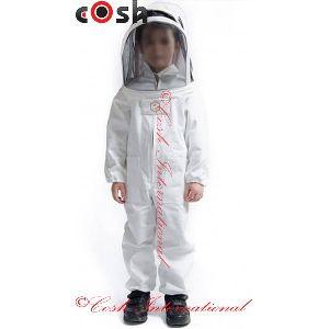 BKS-02 Kids Cotton Beekeeping Suit