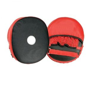Black & Red Boxing Focus Pads