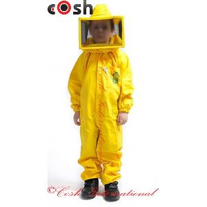Kids Cotton Beekeeping Suits