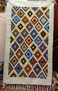 Handloom Floor Mat 01