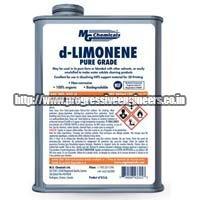 Pure Grade D Limonene