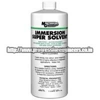 Immersion Super Solvent Cleaner (8260)