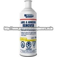 Label and Adhesive Remover