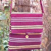 Cotton Cross Bag
