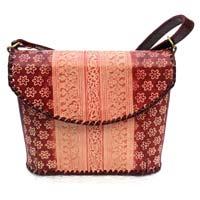 Designer Leather Bag 01
