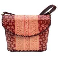 Designer Leather Shoulder Bag 02