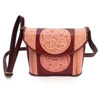 Designer Leather Shoulder Bag 03