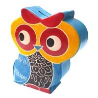 New Owl Coin Bank 02