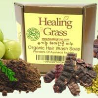 Organic Hair Soap