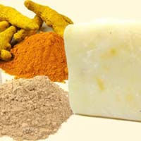 Organic Turmeric & Sandalwood Soap