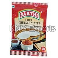 Sakthi Chilli Chutney Powder