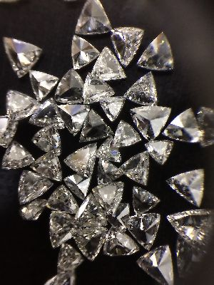 Trillion Cut Diamonds