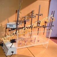 Four Unit Organ Bath