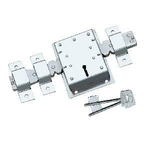 Door Lock (Zig- Zag) Code-DLZ10XXCP