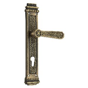 MHBCL102 - Brass Mortise Handle