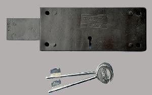 Side Shutter Lock (MIG-15)