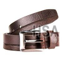 Mens Leather Belt (G58908)