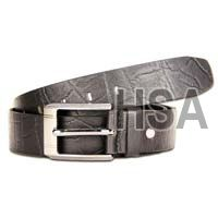 Mens Leather Belt (G58914)