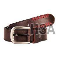 Mens Leather Belt (G58921)