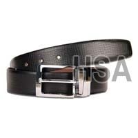 Mens Leather Belt (G58927REV)