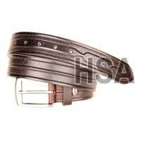 Mens Leather Belt (G58951BRN)