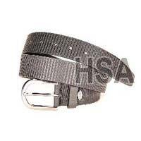 Mens Leather Belt (G58953BLK)