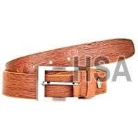 Mens Leather Belt (G58956TAN)