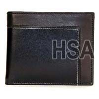 Mens Leather Wallet (F65908)