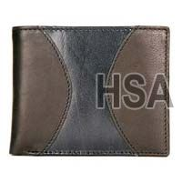 Mens Leather Wallet (F65918)