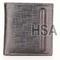 Mens Leather Wallet (F65922)