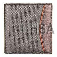 Mens Leather Wallet (F65925)